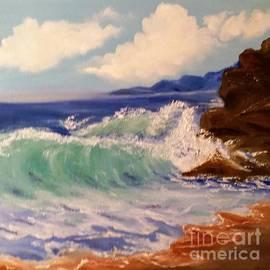 Monica  Cristea - Maritime landscape
