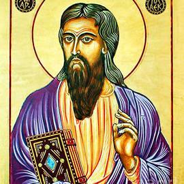 Ryszard Sleczka - Mark The Evangelist Icon