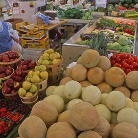 Blair Seitz - Market AbundanceHistoric  Midtown Market Harrisburg PA