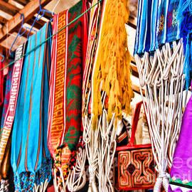 Diana Sainz - Market Hammocks in El Casco by Diana Sainz