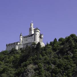 Teresa Mucha - Marksburg Castle 24 Squared