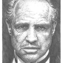Yana Wolanski - Marlon Brando The Godfather