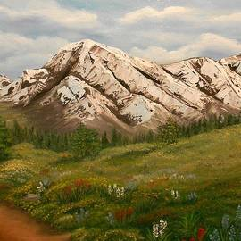 Sheri Keith - Maroon Trail Splendor