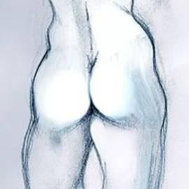 Carolyn Weltman - Married Girl - female nude