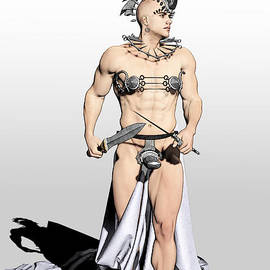Quim Abella - Mars God of War