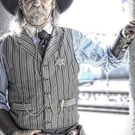 Steve Kelley - Marshal Shiloh