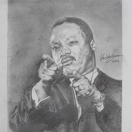Valdengrave Okumu - Martin Luther King Jr