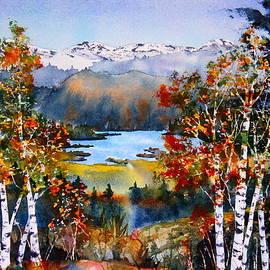 Eva Nichols - Martis Valley View - Fall