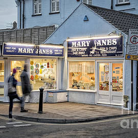 Julian Eales - Mary Janes Fish and Chips