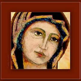 Freddy Kirsheh - Mary The Virgin 2