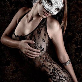 Jt PhotoDesign - Mask and Lace