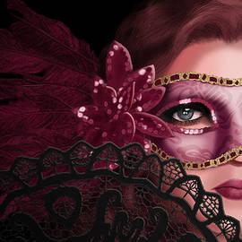 April Moen - Masked I