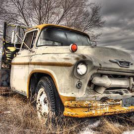 Tim Price - Masonry Truck