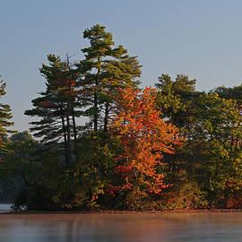 Juergen Roth - Massachusetts Lake Cochituate