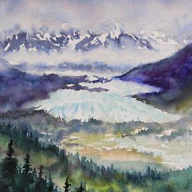 Karen Mattson - Matanuska Glacier