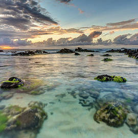 Pierre Leclerc Photography - Maui Seascape at sunset