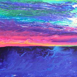 Ralph White - Maui Sunset