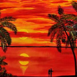 Teresa Wegrzyn - Maui Sunset