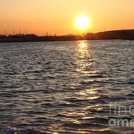 JOHN TELFER - May Sunrise Over Oceanside