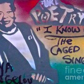 Tony B Conscious - Maya Angelou