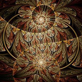 Ross Hilbert - Mayan Bird Deity