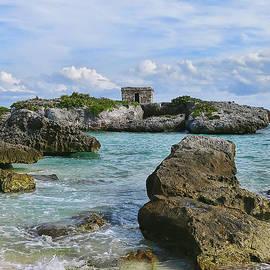 Teresa Zieba - Mayan Ruin