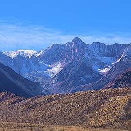 Viktor Savchenko - McGee Mountain Sierra Nevada
