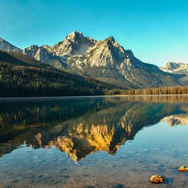 Robert Bales - McGowan Peak Reflection