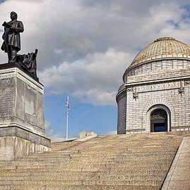 Marcia Colelli - McKinley Monument
