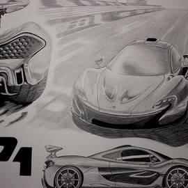 Troy Howard - McLaren P1