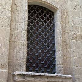 Katie Beougher - Mdina Window