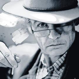 Andrzej Goszcz  - Me by Jurij Ratusz.Digital Art.