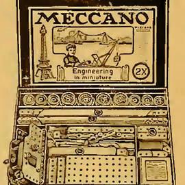 Del Gaizo - Meccano Steampunk Engineering