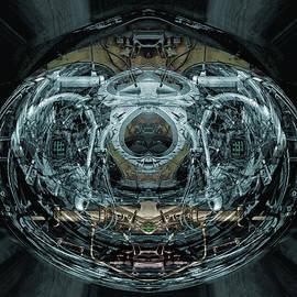Thomas Edward Green - Mechanoid on the Half Shell