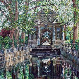 Valentina Henao - Medicci Fountain