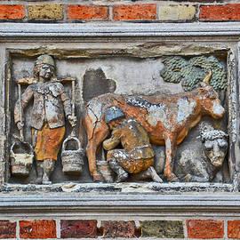 Andy Za - Medieval city museum. Bruges.