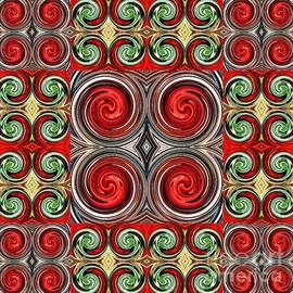 Sarah Loft - Medieval Tile 17