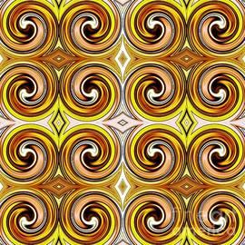 Sarah Loft - Medieval Tile 25