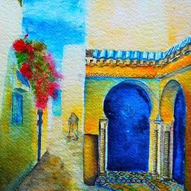 Ana Maria Edulescu - Mediterranean Medina
