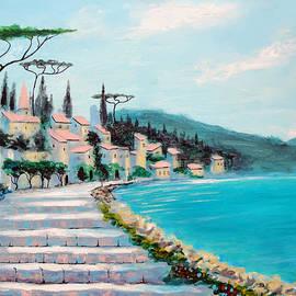 Larry Cirigliano - Mediterranean shores
