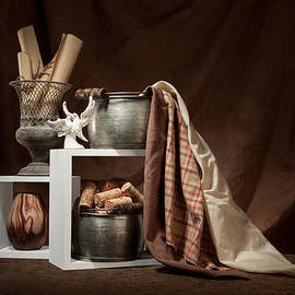 Tom Mc Nemar - Medley of Textures Still Life