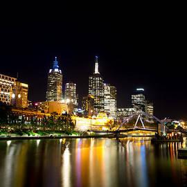 Carlos Cano - Melbourne Skyline