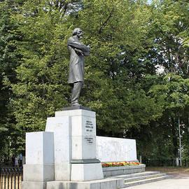 Evgeny Pisarev - Memorial