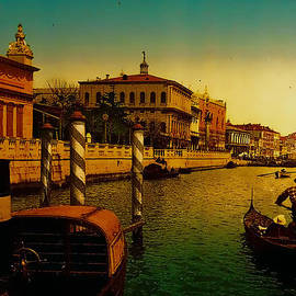 Douglas MooreZart - Memories of Venice No 1