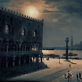 Douglas MooreZart - Memories of Venice No 2