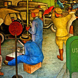 Joseph Coulombe - Men At Work