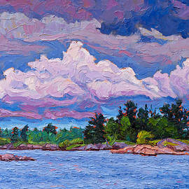 Rob MacArthur - Approaching storm