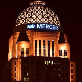 Frozen in Time Fine Art Photography - Mercer Building in Louisville