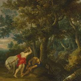JAN WILDENS - MERCURY AND ARGUS