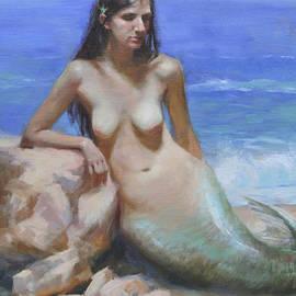 Anna Rose Bain - Mermaid